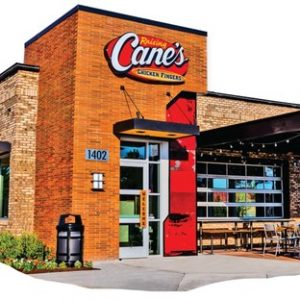 Raising Cane's Chicken Fingers Names R.J. Brunelli & Co. Exclusive Real Estate Rep for Central & Northern NJ, Staten Island